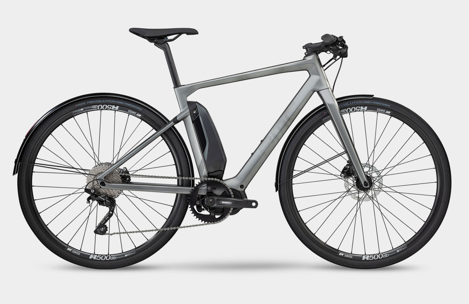 Unkonventionelles Urban E-Bike: BMC Alpenchallenge AMP City