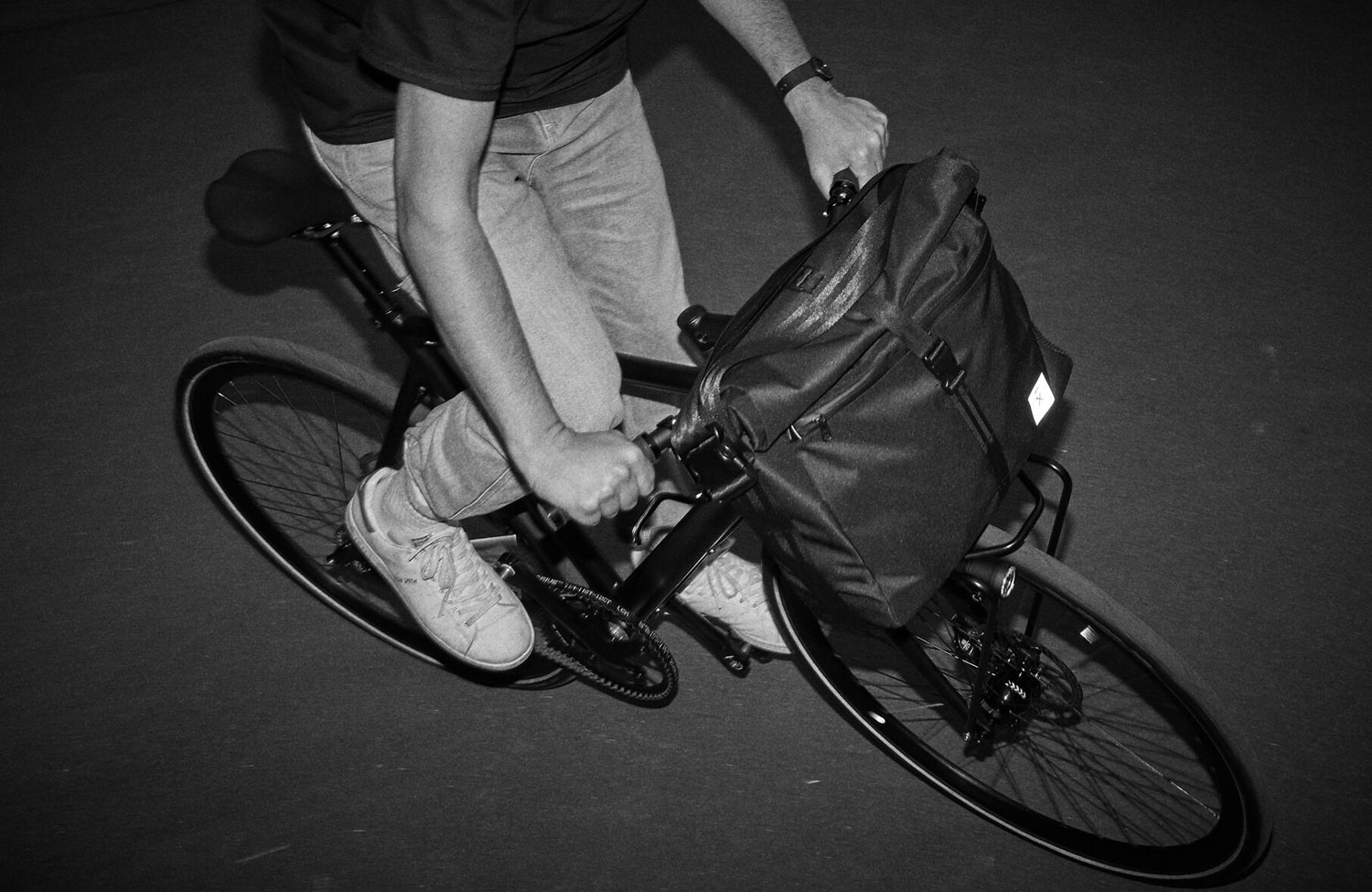 Blinded by the night: Limited Edition Urban Bike von Schindelhauer x HHV