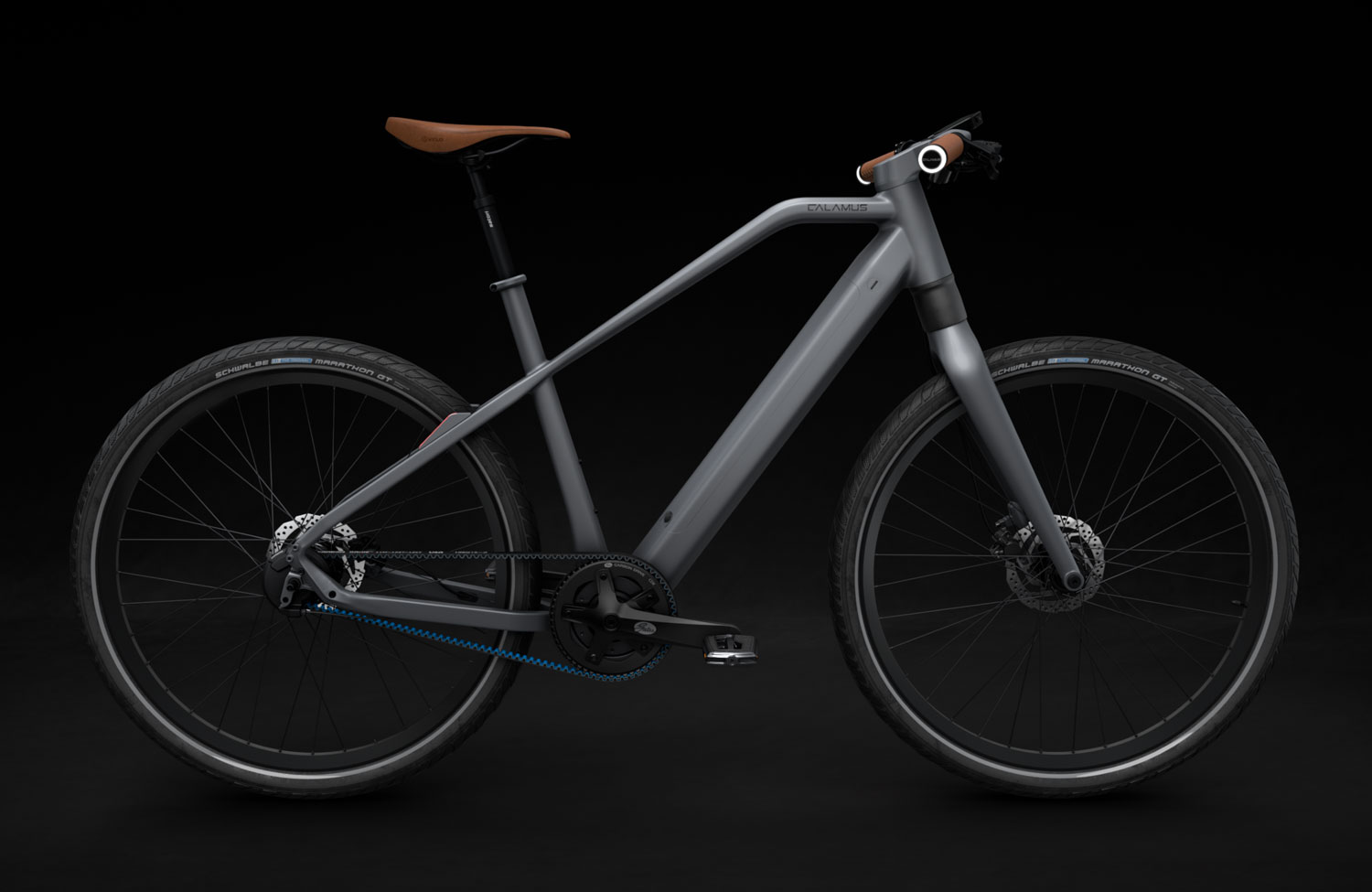 Calamus One : Ambitioniertes Urban E-Bike mit vielen smarten Features