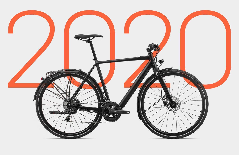 Die Orbea Gain 2020er Urban Bikes: Zusätzliche Modelle mit Commuter-Ausstattung
