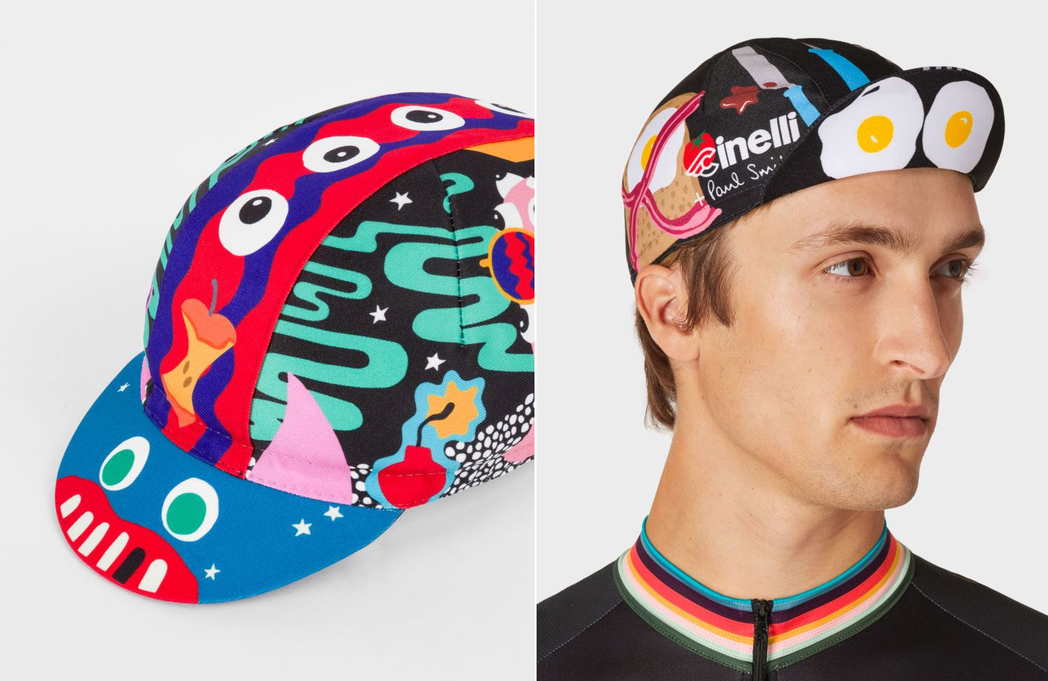 Special Edition Cycling Caps From Paul Smith Cinelli Urbanbike News