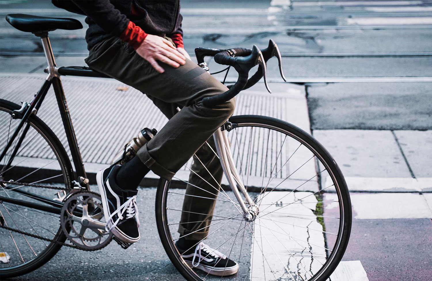 Cycling lifestyle on and off the bike: The Urban Collection by PEdAL ED