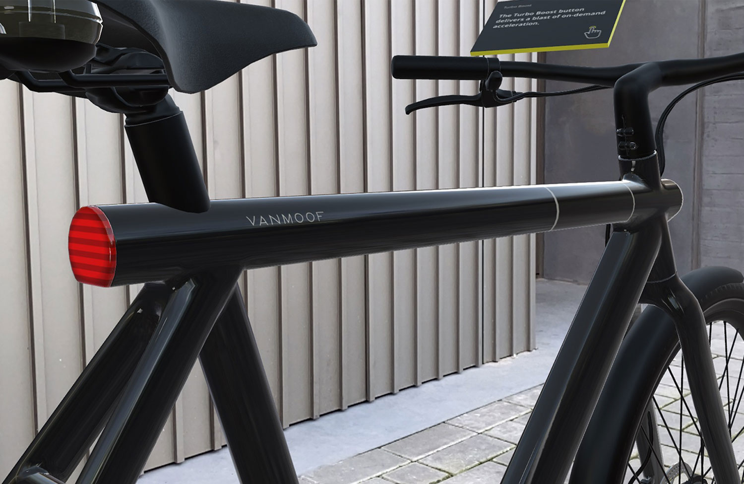 VanMoof Electrified: Virtual shopping experience thanks to Augmented Reality