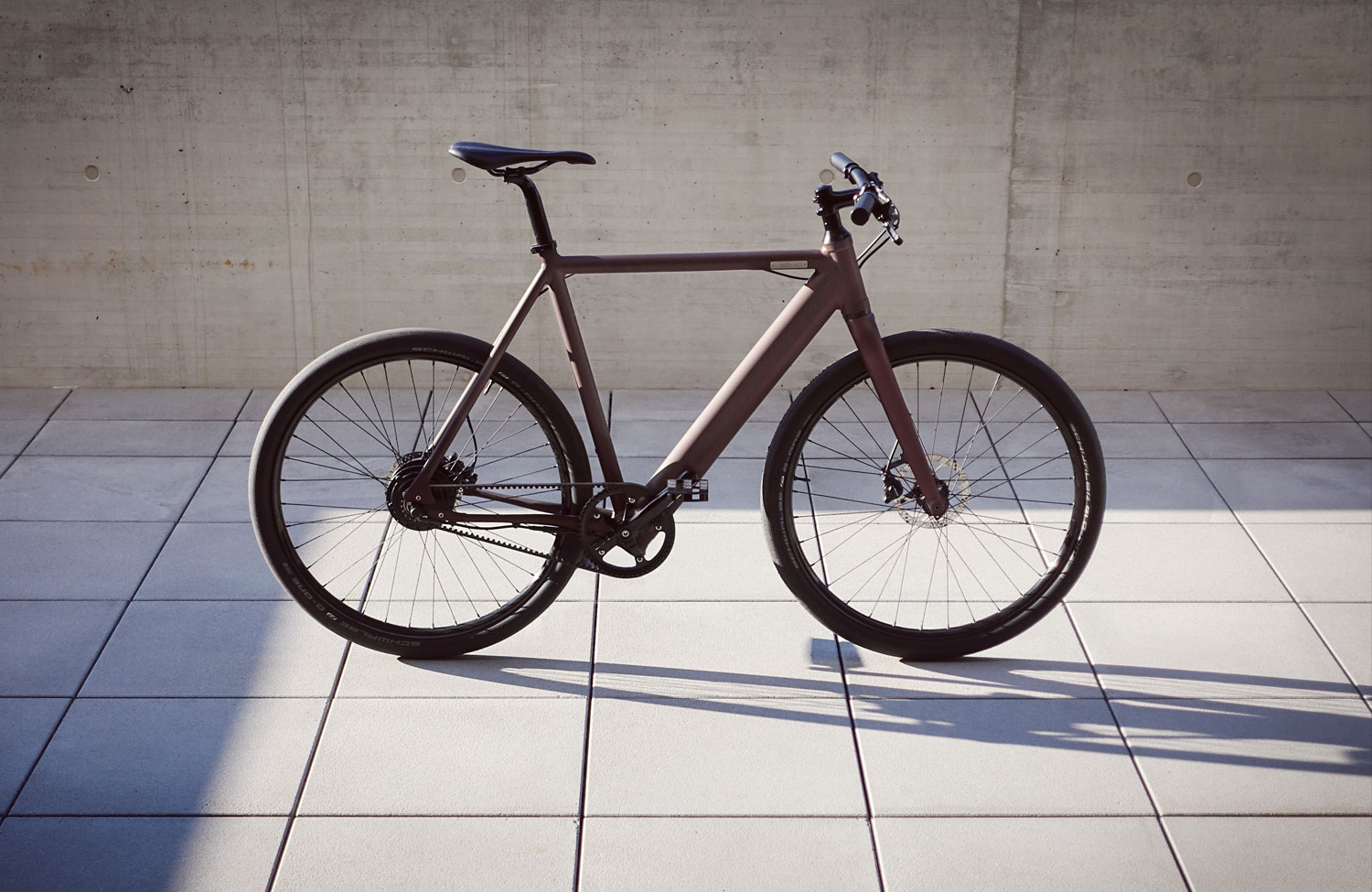 Fette Bereifung, puristischer Look: Das E-Bike Coboc ONE Brooklyn Fat im Test