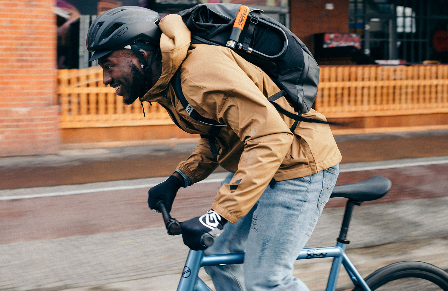 Aevor Bike Pack: Versatile backpack especially for cyclists