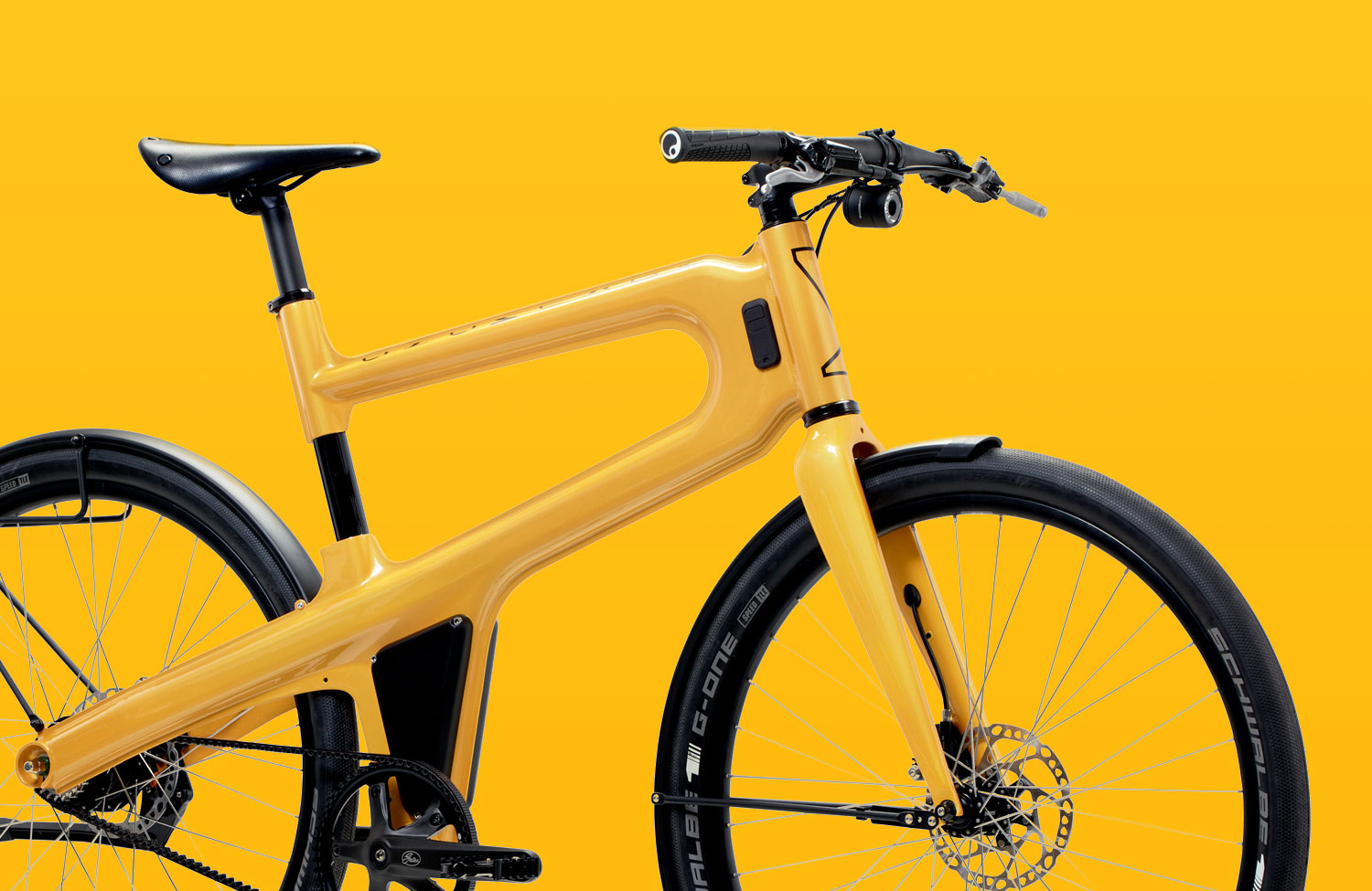 Unique and now also available as an e-bike: the Mokumono Delta S