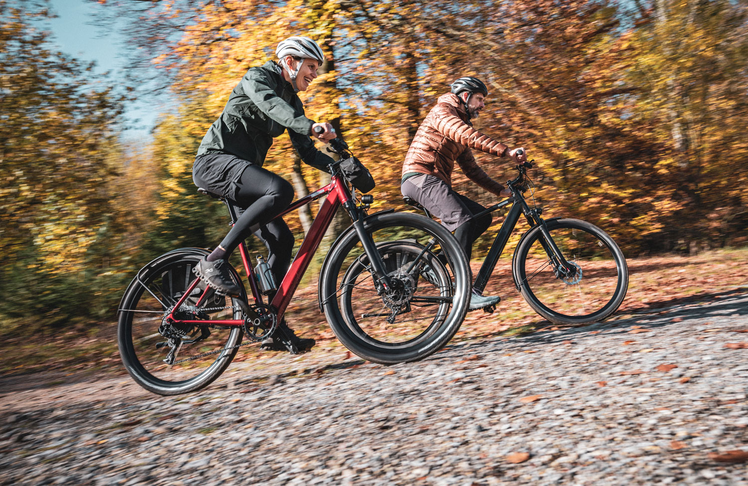 For the city and adventures: Coboc's new all-round e-bike Iseo with suspension