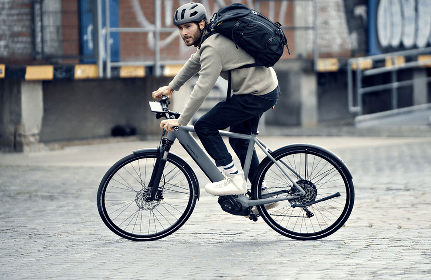 Riese & Müller Roadster: Versatile urban bike with a comprehensive redesign