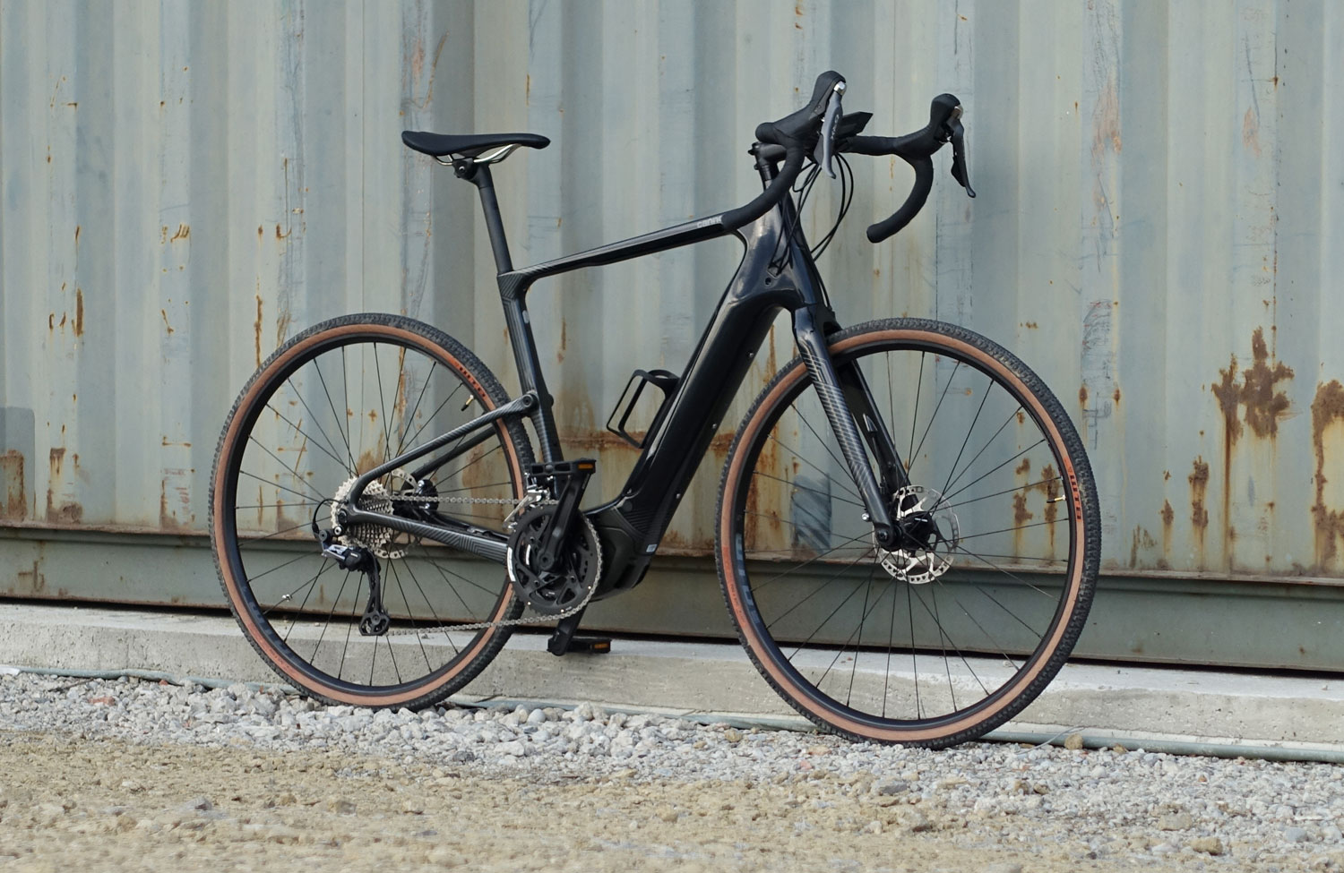 The fun to ride-machine: Cannondale's Topstone Neo Carbon 2 tested