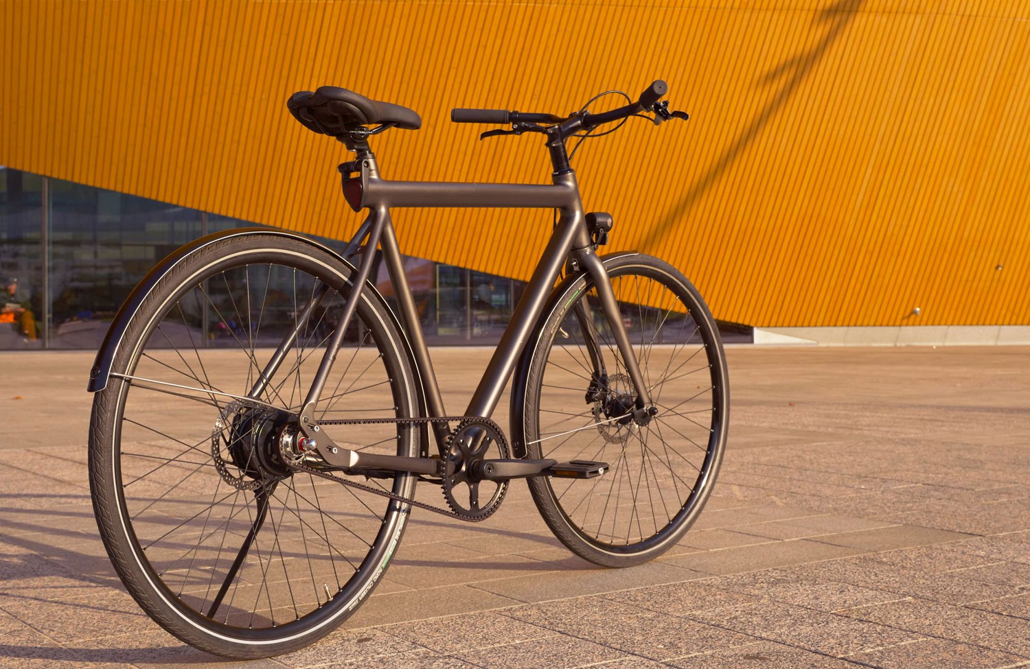 Equal Bike from Finland: Affordable e-bike with removable battery