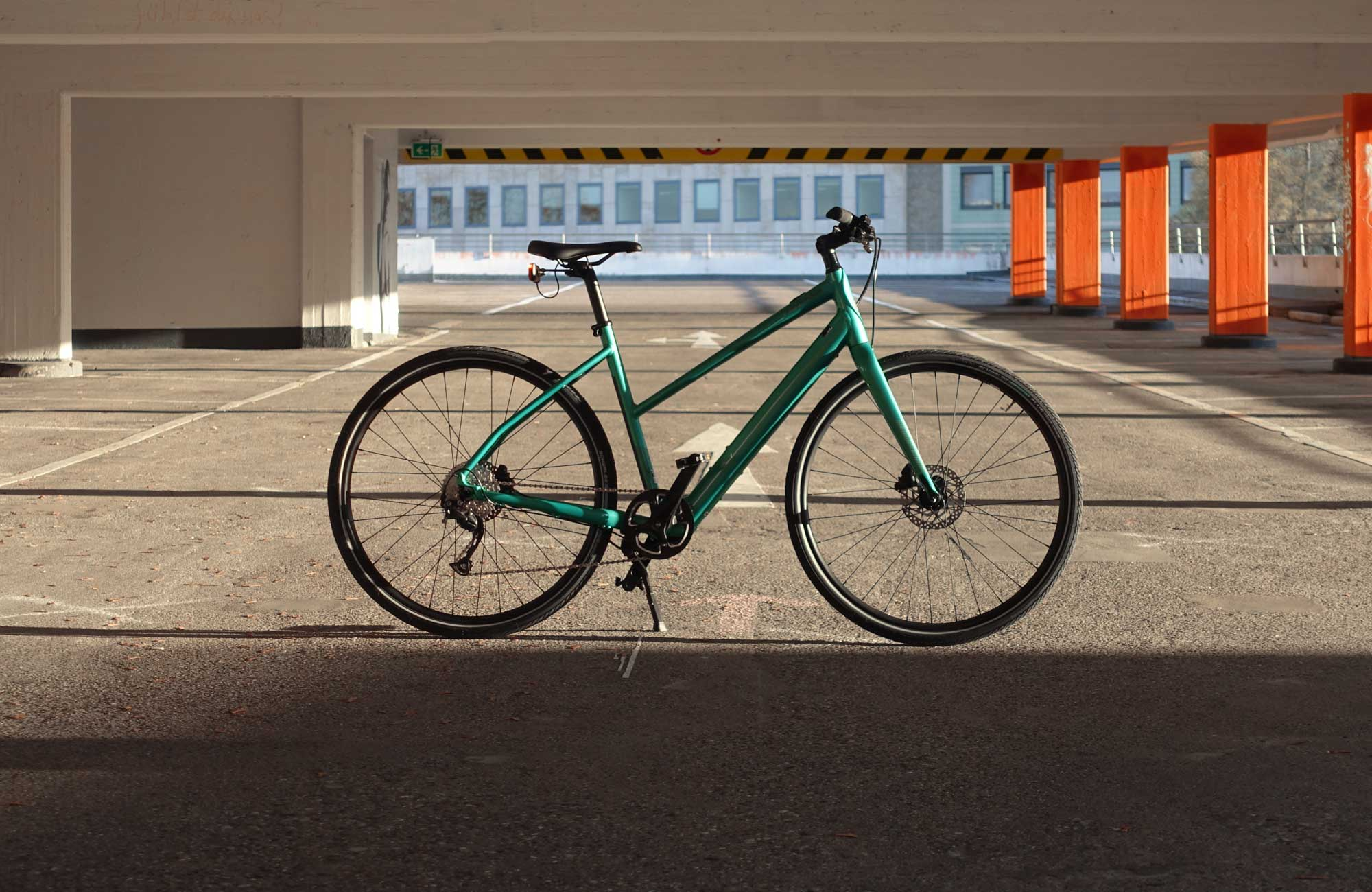 Cannondale's Quick Neo SL Remixte in the test