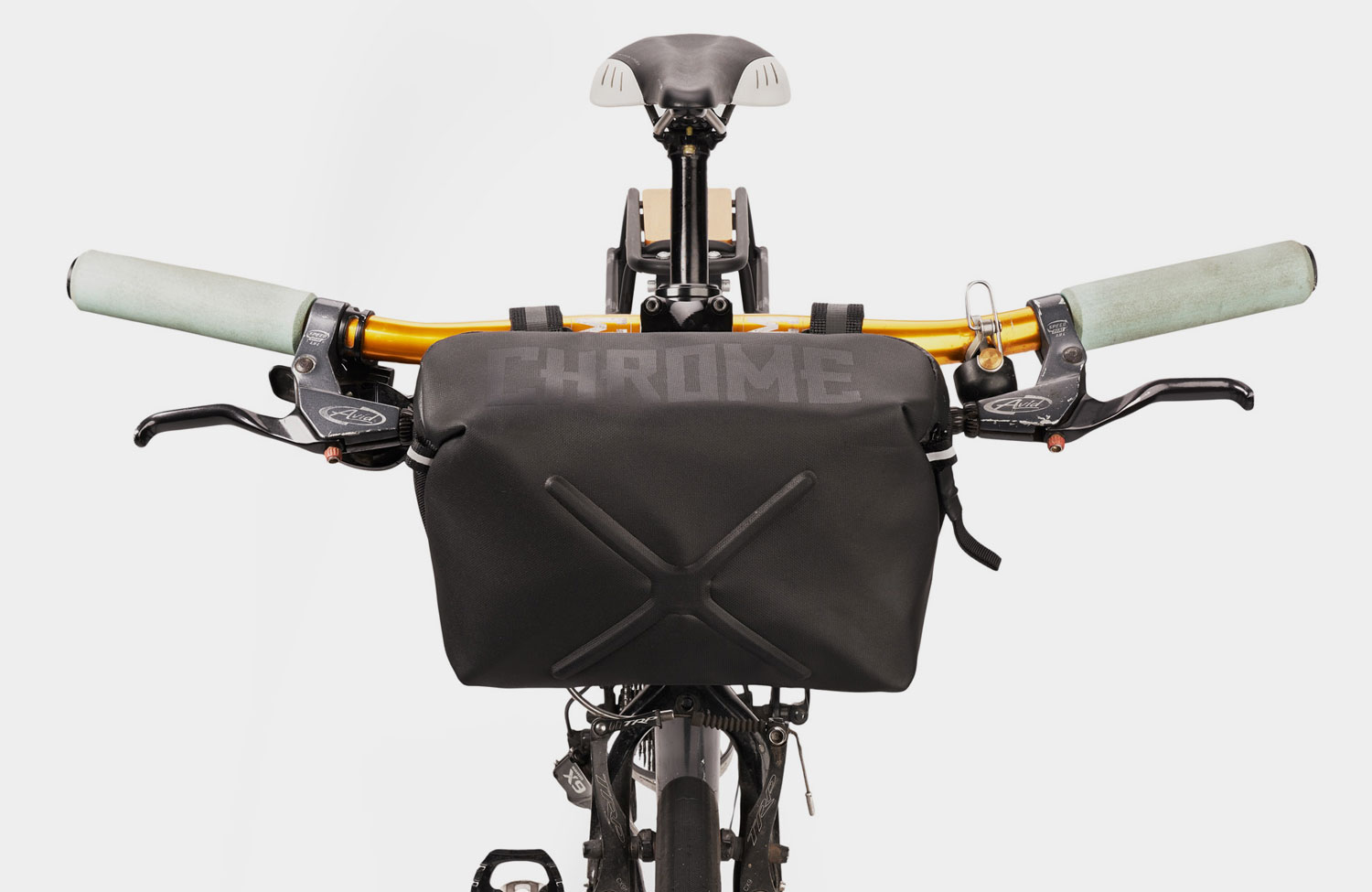 Variable On- und Off-the-Bike Begleiter von Chrome Bags