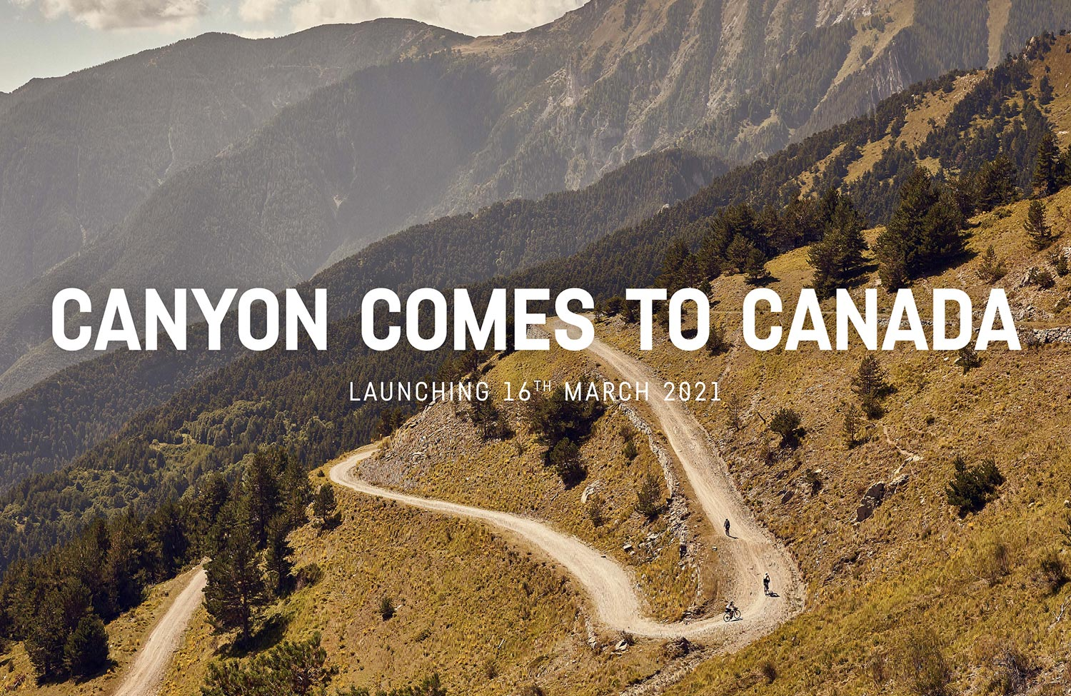 On course for expansion: Canyon Bicycles now also available in Canada