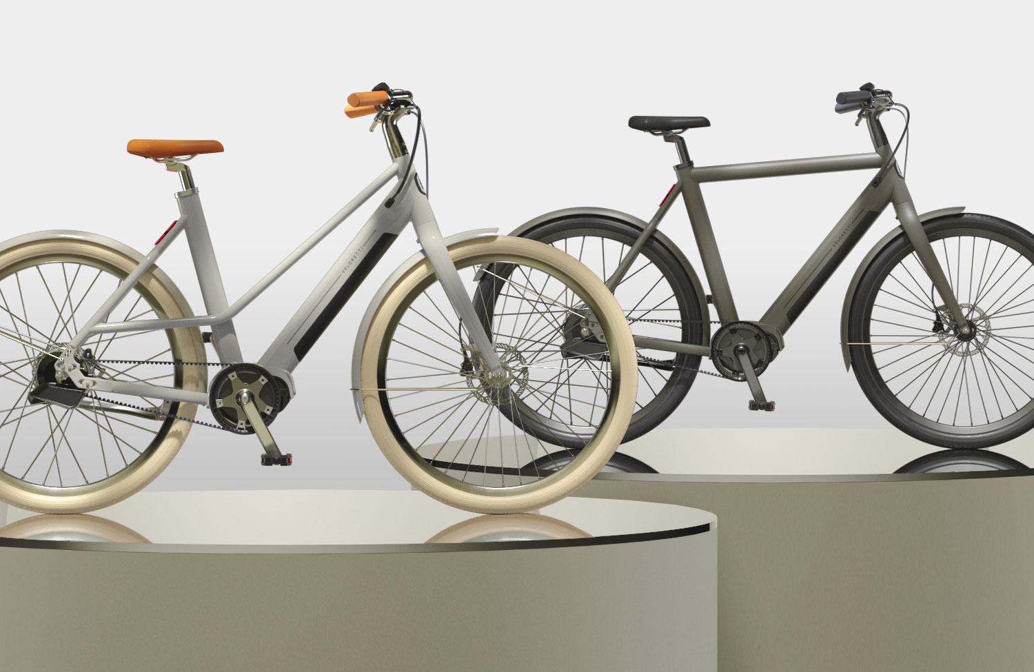 Ivy & Ace: affordable and elegant urban e-bikes from Veloretti