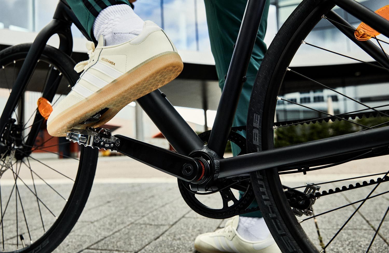 adidas Velosamba: urbaner Cycling Sneaker mit Style und Funktionalität