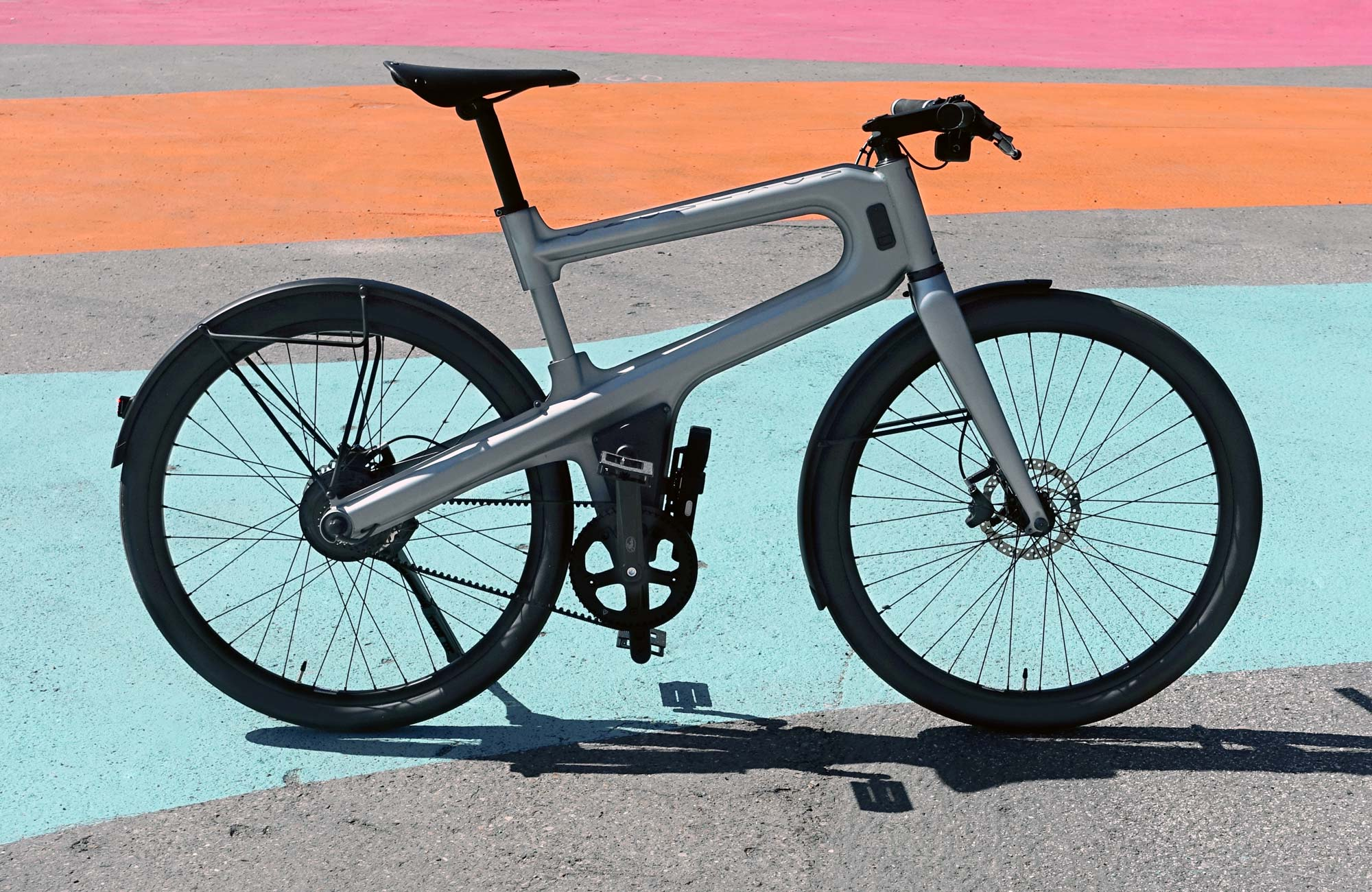 Special through and through: Mokumono's Delta S singlespeed e-bike in the test