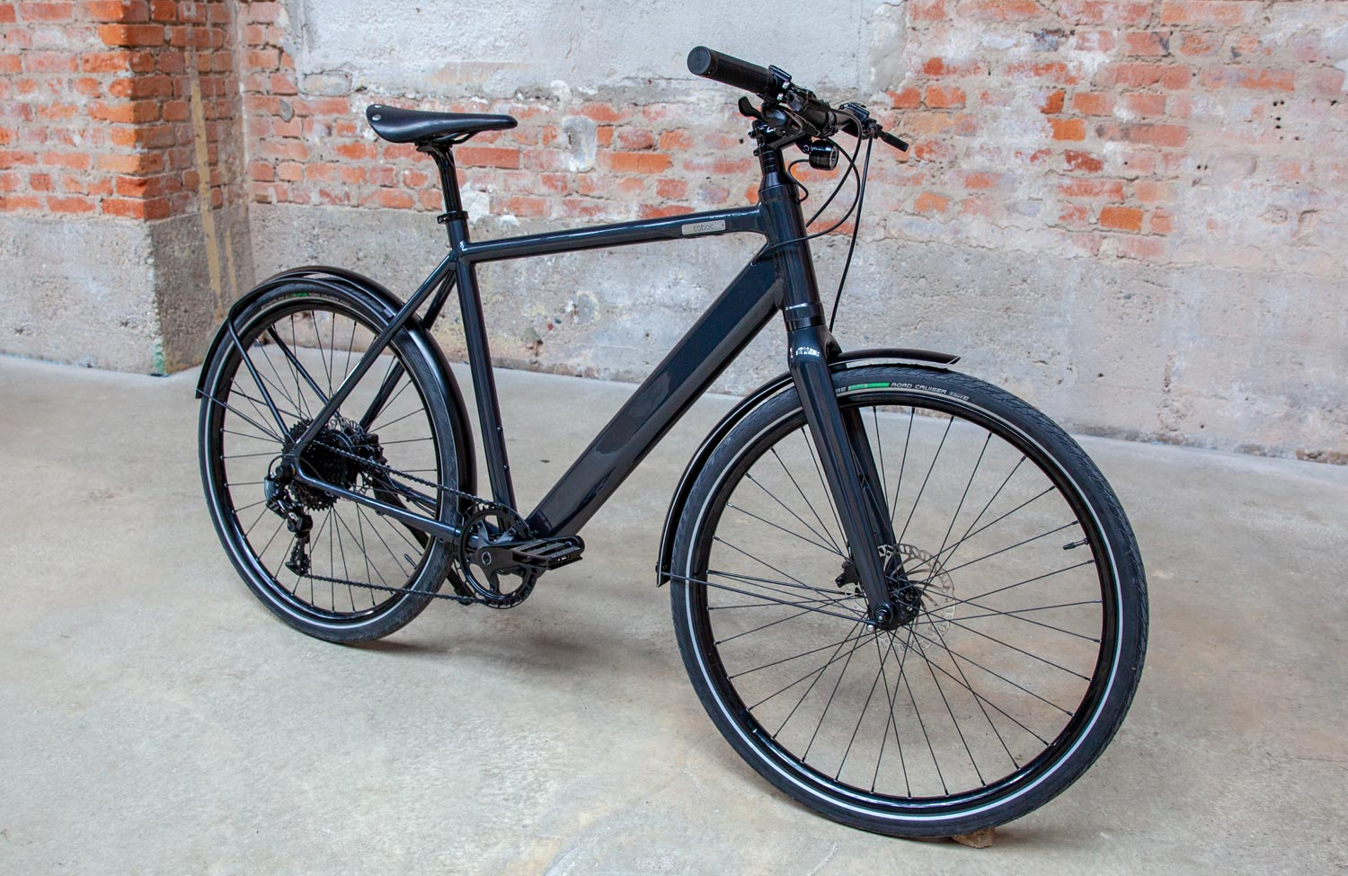 Stylish commuter bike from Coboc: the new edition of the Vesterbro